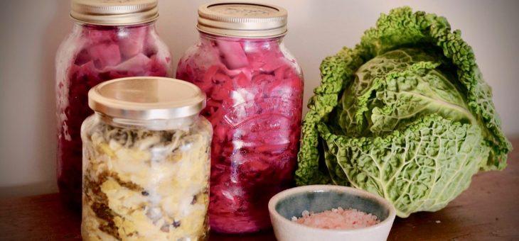 Kvašenou zeleninou ke zdraví – rady a typy ze setkání