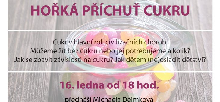 Video: Michaela Dejmková – Hořká příchuť cukru