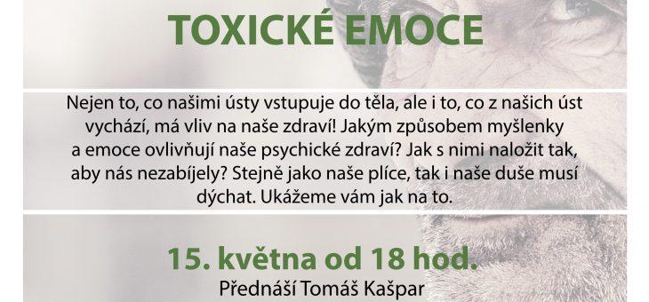 Video: Tomáš Kašpar – Toxické emoce